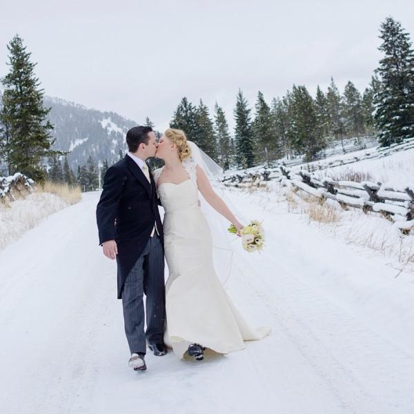 Sara & Mike's Winter Wedding