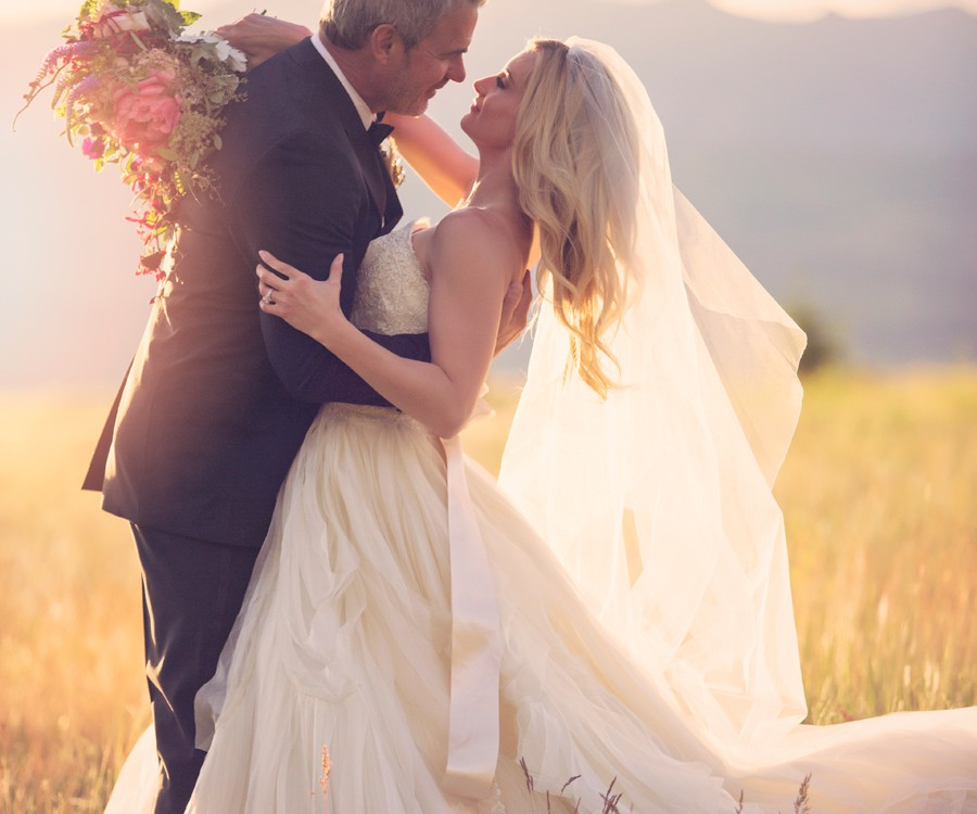 Stephanie & David's Summer Wedding