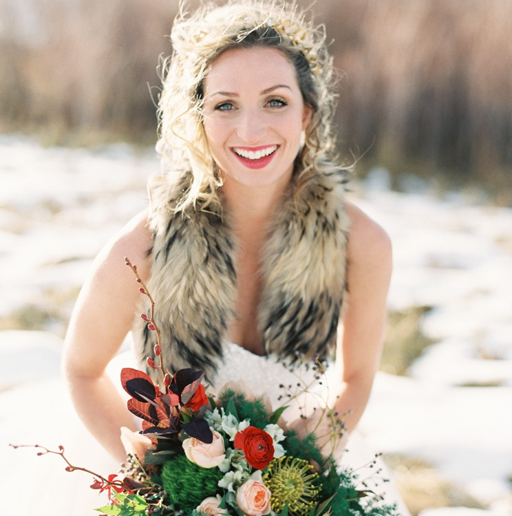 Montana Winter Styled Shoot