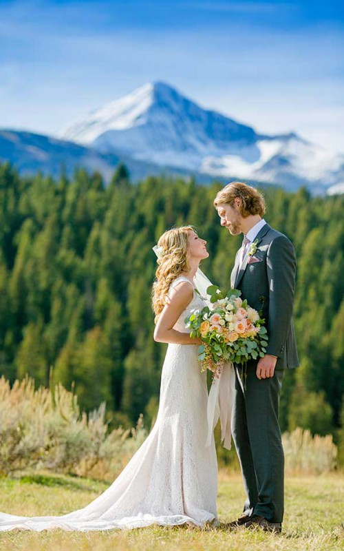 Beverly + Andy | Fall in Montana