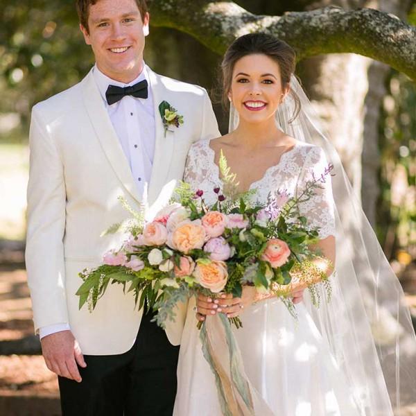 Carley + Hudson | Natchez, Mississippi Wedding