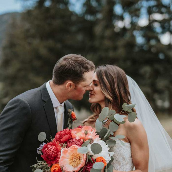 Ani + Ty | Big Blooms under the Big Sky