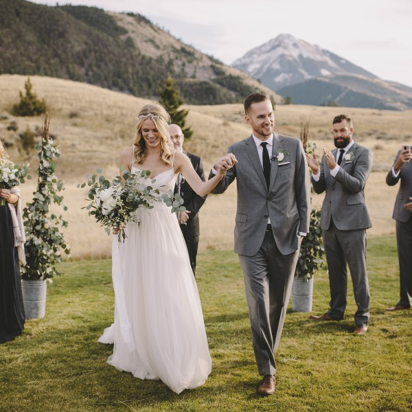 Betsy + Tyler | Chico Hot Springs