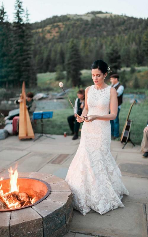 Rory + Doug | Rainbow Ranch Wedding